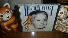 "CD HEATHER PARISI ""IO  PINOCCHIO""  RARISSIMO PINO DANIELE 1991 MERCURY"