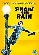 DVD:SINGIN IN THE RAIN - NEW Region 2 UK