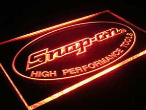 U130R Snap On High Performance Tools Dealer Display Light Sign