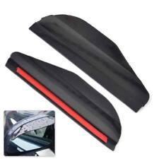 2× Universal Car Truck Side Wing Mirror Cover Water Rain Board Sun Visor Shield