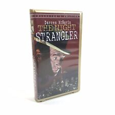 The Night Strangler (VHS 1998) Suspense Thriller Collectors Edition Anchor Bay