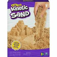 Kinetic Sand 2,5 kg Original Brown