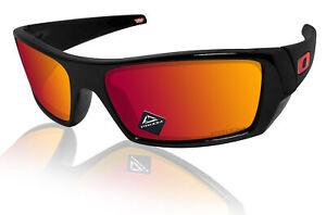 Oakley Gascan Polished Black Frame Prizm Ruby Lens Sunglasses 0OO9014