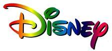 Disney Logo Movie Iron On T-Shirt Transfer A5
