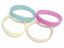 Colour Changing sun activated silicone wristband Photochromic band 10 piece set