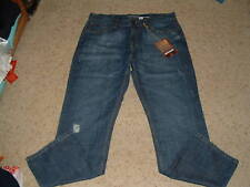 34 X 32 SONOMA STRAIGHT FIT BLUE JEANS NWT