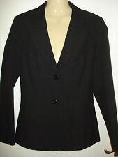 Womens Evie tailored jacket blazer black 10 UK