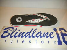 INFRADITO CONVERSE NERE GOMMA CHUCK TAYLOR SANDAL 502801 EUR N 36 UK 3.5