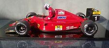 "Exoto 97101 # FERRARI tipo 641/2 no. 1 WINNER MEXICO GP 1990 ""Alain Prost"" 1:18"