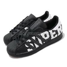 Adidas Originals Superstar черный белый мужские женские унисекс классические повседневные FV2817