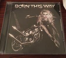 Lady Gaga : Born This Way CD