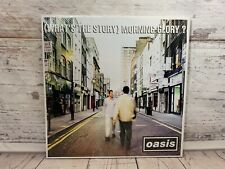 Oasis Morning Glory Album Cover Gallagher Brothers Music Legends Canvas Picture