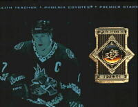 1998-99 (COYOTES) SPx Top Prospects Premier Stars #PS29 Keith Tkachuk