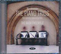 Mendelssohn The Piano Trios Variations Concertantes CD NEW The Nash Ensemble