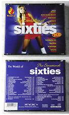 SENSATIONAL SIXTIES - Barron Knights, Billie Davis, Marketts, Equals.. DO-CD TOP