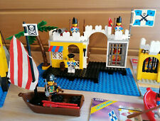 Lego® Piraten Soldaten Blauröcke - Lagoon Lock-UP - 6267 inkl. OBA / 1991