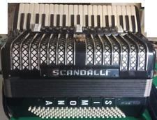Fisarmonica Scandalli 120 bassi in 4/5 musette