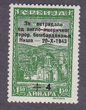 Serbien 101 I postfrisch und geprüft