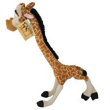 Madagascar Melman Giraffe Plush Stuffed Animal DreamWorks 2004 Plushie Stuffie