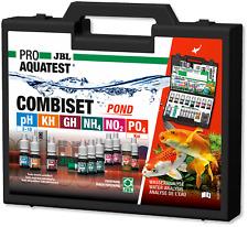 JBL Test Combinato Set Laghetto Wassertests Gartenteicheteich Acquario Acqua