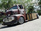 1949 Ford F6 COE Pickup Truck 1949 FordF6COE Pickup TruckBurnished BrownSurvivor Classic Car Services LLC