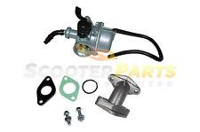 Dirt Pit Bike Carburetor Intake Manifold For 70cc 90cc Pitsterpro XJR SS 70 90