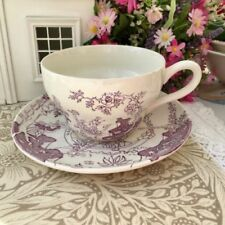 Earthenware Tableware Wedgwood Pottery Cups & Saucers