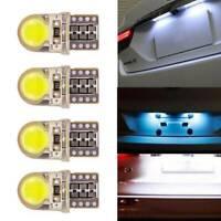 4 x T10 COB LED Canbus Kennzeichenbeleuchtung Birne Lampe 8 SMD 194 168 501