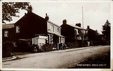Wrea Green near Preston. Post Office.