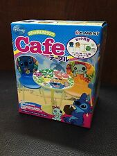 Re-ment Disney Stitch Cafe Table & Chair Set