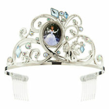 New Disney Store Princess Cinderella beauty Costume Crown Tiara toy dress up