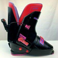 Salomon HTC 520 Rear Entry Ski Boots Size Mondo 28.5 355 Black Pink Purple