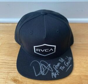 Darren Till UFC Middleweight Signed Autographed Hat with Inscription