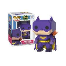 Batman - 1966 Batgirl 8-Bit Purple Pop! Vinyl Figure
