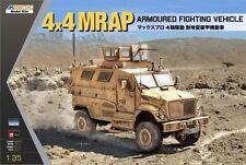 KINETIC K61011 1/35 4X4 MRAP ARMOURED FIGHTING VEHICLE