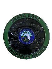 Santa Rosa County Challenge Coin