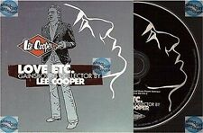 SERGE GAINSBOURG LOVE ETC .. LEE COOPER CD SAMPLER PROMO