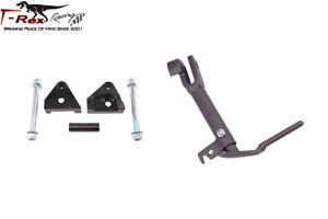 T-Rex Racing Yamaha MT-03 / YZF-R3 Lowering Link & Adjustable Kickstand Combo