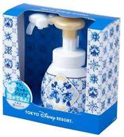 Mickey & Minnie shaped hand soap empty bottle Tokyo Disney Resort Limited
