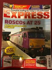 Rail Express October 2019 Magazine