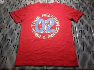 XL Youth True Religion Denim & Goods T Shirt