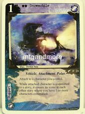 Call of Cthulhu LCG - 1x Snowmobile  #021 - For the Greater Good