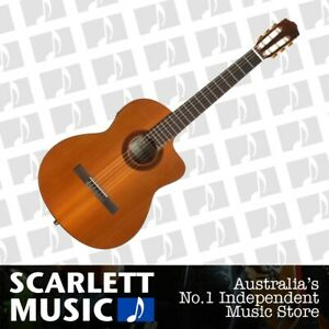 Cordoba C5 CE Thinline Solid Top Classical Acoustic Guitar