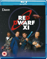 Red Dwarf XI Blu-Ray (2016) Chris Barrie cert 15 2 discs ***NEW*** Amazing Value