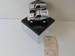 SKID 1/43 Mitsubishi Pajero Evo Fontenay/Picard - Dakar Rally 1999 - SKM99023
