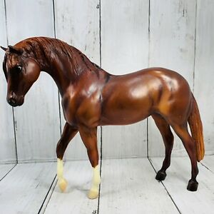 Breyer #1181 Toreo Azteca Horse Chesnut Produced  2007 Only