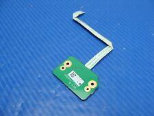 "HP Pavilion 17.3"" dv7t-4100 Genuine Power Button Board w/ Cable DA0LX7PB4B0 GLP*"