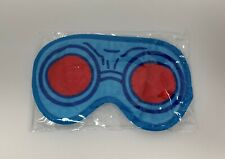 Mr. Freeze Batman D.C. Comics Eye Cover Blue sleep mask New Loot Crate