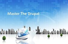 Drupal Video Tutorials Training Basic + Advanced on 1 Cd
