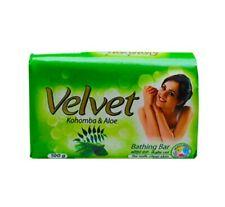VELVET Herbal Beauty Ayuruvedic soap *jabón a base de hierbas *soap for beauty.